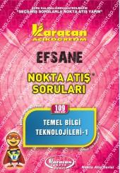109 - Karacan Yayınları Nokta Atış Soruları -..