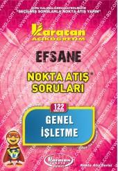 122 - Karacan Yayınları Nokta Atış Soruları -..