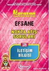 134 - Karacan Yayınları Nokta Atış Soruları -..