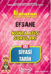 203 - Karacan Yayınları Nokta Atış Soruları -..