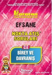 212 - Karacan Yayınları Nokta Atış Soruları -..