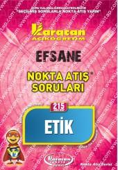 215 - Karacan Yayınları Nokta Atış Soruları -..