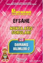 219 - Karacan Yayınları Nokta Atış Soruları -..