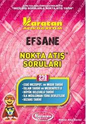 239 - Karacan Yayınları Nokta Atış Soruları -..