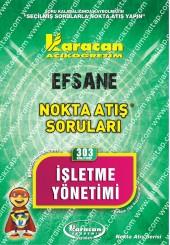 303 - Karacan Yayınları Nokta Atış Soruları -..