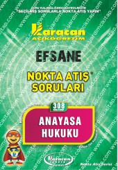 308 - Karacan Yayınları Nokta Atış Soruları -..