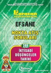 309 - Karacan Yayınları Nokta Atış Soruları -..