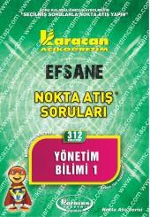 312 - Karacan Yayınları Nokta Atış Soruları -..