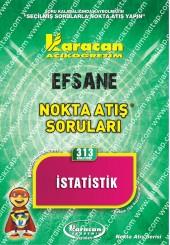 313 - Karacan Yayınları Nokta Atış Soruları -..