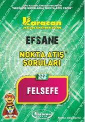 322 - Karacan Yayınları Nokta Atış Soruları -..