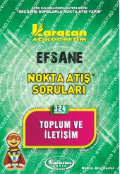 324 - Karacan Yayınları Nokta Atış Soruları -..