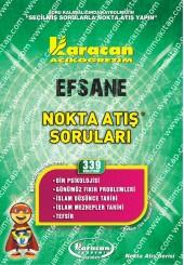 339 - Karacan Yayınları Nokta Atış Soruları -..