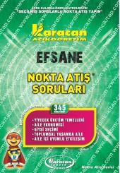 345 - Karacan Yayınları Nokta Atış Soruları -..