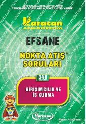 346 - Karacan Yayınları Nokta Atış Soruları -..