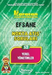 429 - Karacan Yayınları Nokta Atış Soruları -..