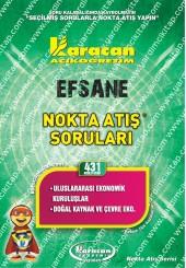 431 - Karacan Yayınları Nokta Atış Soruları -..