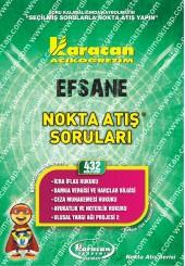 432 - Karacan Yayınları Nokta Atış Soruları -..