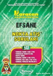 433 - Karacan Yayınları Nokta Atış Soruları -..