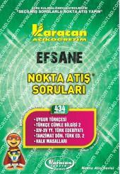 434 - Karacan Yayınları Nokta Atış Soruları -..