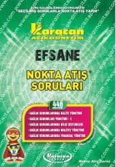 446 - Karacan Yayınları Nokta Atış Soruları -..