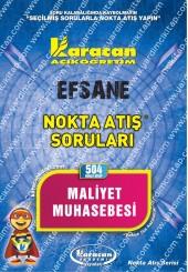 504 - Karacan Yayınları Nokta Atış Soruları -..