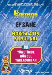 505 - Karacan Yayınları Nokta Atış Soruları -..