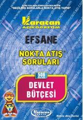 506 - Karacan Yayınları Nokta Atış Soruları -..