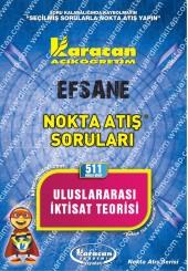 511 - Karacan Yayınları Nokta Atış Soruları -..
