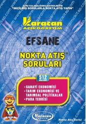 512 - Karacan Yayınları Nokta Atış Soruları -..
