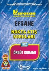 602 - Karacan Yayınları Nokta Atış Soruları -..
