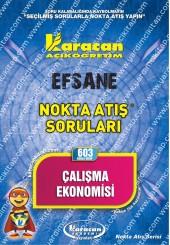 603 - Karacan Yayınları Nokta Atış Soruları -..