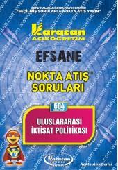 604 - Karacan Yayınları Nokta Atış Soruları -..