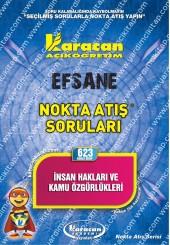 623 - Karacan Yayınları Nokta Atış Soruları -..
