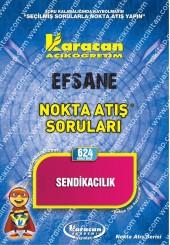 624 - Karacan Yayınları Nokta Atış Soruları -..