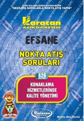 626 - Karacan Yayınları Nokta Atış Soruları -..