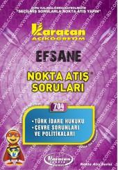 704 - Karacan Yayınları Nokta Atış Soruları -..