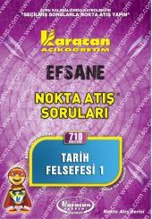 710 - Karacan Yayınları Nokta Atış Soruları -..