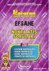 711 - Karacan Yayınları Nokta Atış Soruları -..