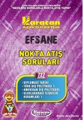 727 - Karacan Yayınları Nokta Atış Soruları -..