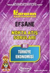801 - Karacan Yayınları Nokta Atış Soruları -..