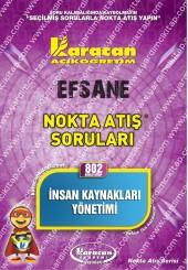 802 - Karacan Yayınları Nokta Atış Soruları -..