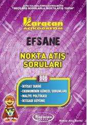 806 - Karacan Yayınları Nokta Atış Soruları -..