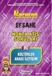 807 - Karacan Yayınları Nokta Atış Soruları -..