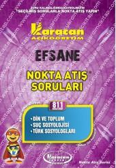 811 - Karacan Yayınları Nokta Atış Soruları -..