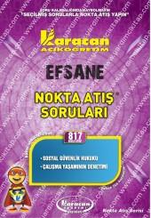 817 - Karacan Yayınları Nokta Atış Soruları -..