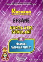 821 - Karacan Yayınları Nokta Atış Soruları -..
