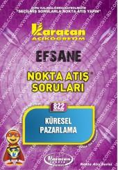 822 - Karacan Yayınları Nokta Atış Soruları -..